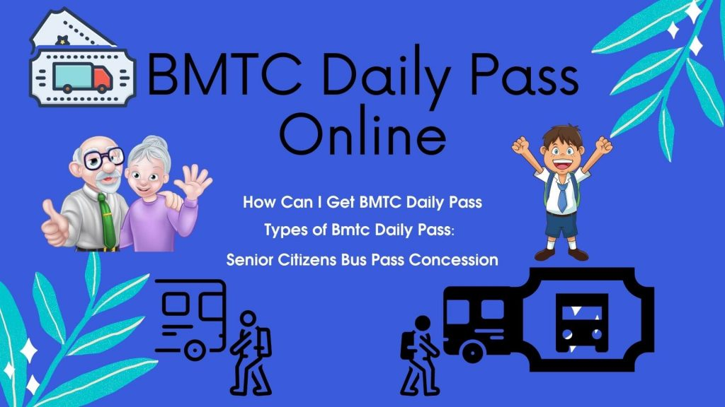 BMTC Daily Pass Online
