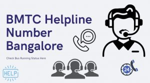BMTC Helpline Number Bangalore