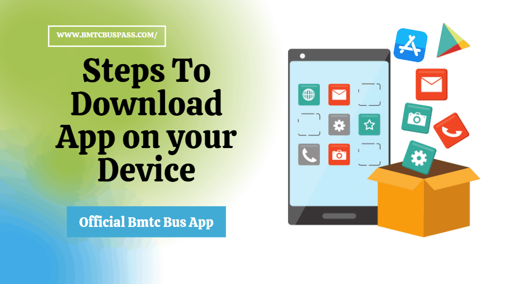 Steps To Download App on your Device