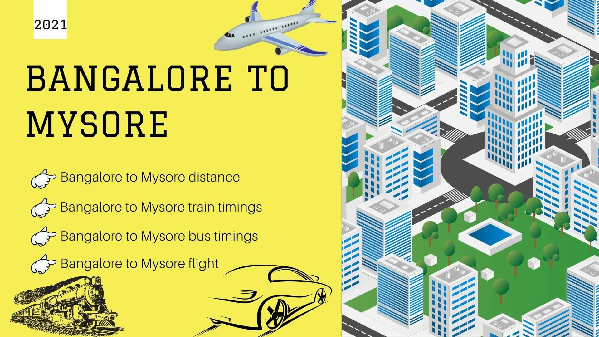 Bangalore-to-Mysore