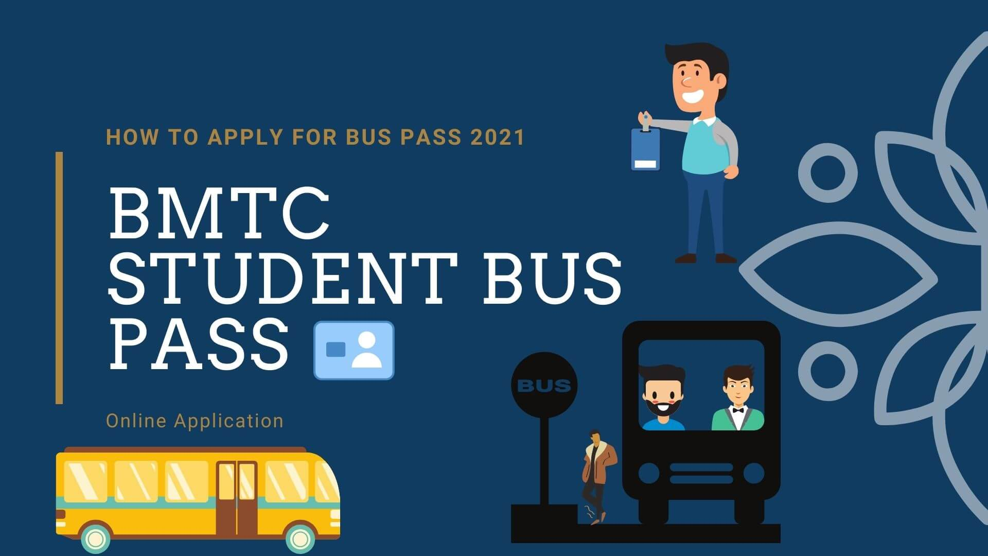 BMTC Student Bus Pass Online Application