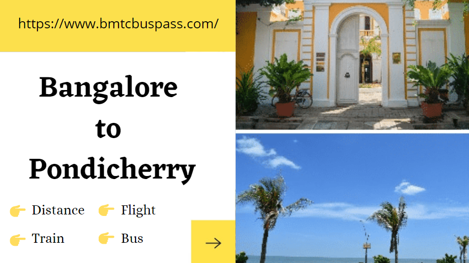 Bangalore to Pondicherry